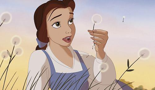 Disney Belle from the Beauty and the Beast